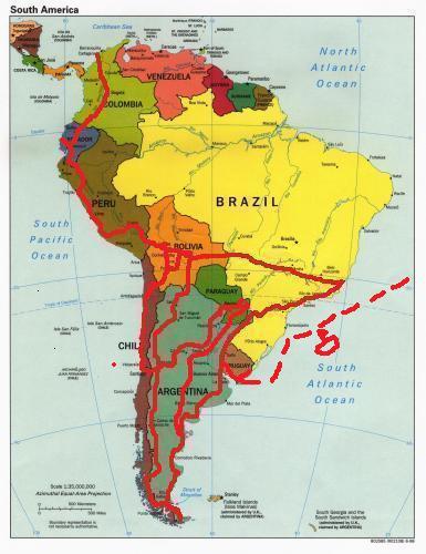 EN CE MOMENT,...... mapa_politico_sur_america11